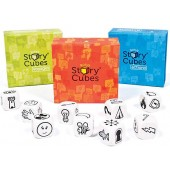 Zestaw Story Cubes 3 części