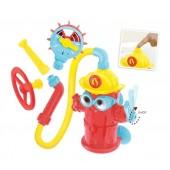Zabawka do kąpieli - Strażak