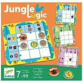 Sudoku Jungle Logic