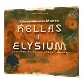 Terraformacja Marsa Hellas i Elysium (dodatek)