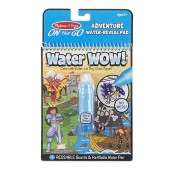 Water Wow - kolorowanka wodna Adventure