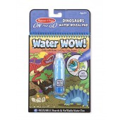 Water Wow - kolorowanka wodna Dinozaury