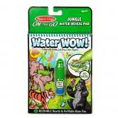 Water Wow - kolorowanka wodna Jungla