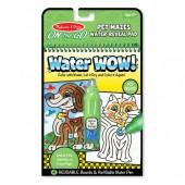 Water Wow - kolorowanka wodna Labirynty