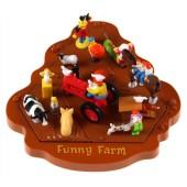 Gra logiczna - Wesoła Farma