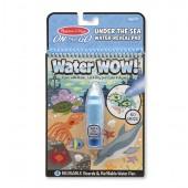 Water Wow - kolorowanka wodna - Ocean