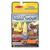 Water Wow - kolorowanka wodna - Pojazdy