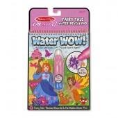 Water Wow - kolorowanka wodna - Wróżki