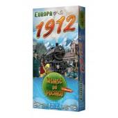 Wsiąść do pociągu Europa 1912