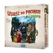 Wsiąść do pociągu Europa 15 lat - wydanie kolekcjonerskie