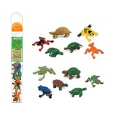 Safari Ltd  Figurki Żaby i żółwie
