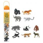 Safari Ltd Figurki Zagrożone gatunki zwierząt