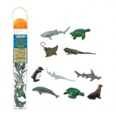 Safari Ltd Figurki Zagrożone gatunki zwierząt morskich