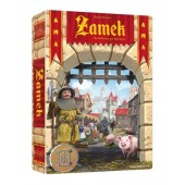 Zamek - gra z serii Carcassonne