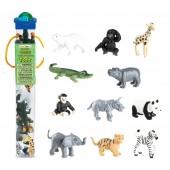 Safari Ltd Figurki Zwierzęta zoo baby