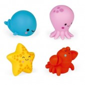 Zestaw do kąpieli Zwierzęta morskie