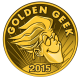 """Gra otrzymała nagrodę Golden Geek Award, jako zwycięzca w kategoriach """"gra dwuosobowa"""" i """"gra karciana"""""""